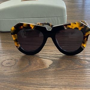 Karen Walker 'One Splash' Sunglasses